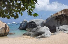 The Baths , Virgin Gorda, British Virgin Islands